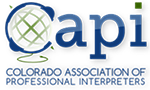 Capi Colorado Association of Professional Interpreters